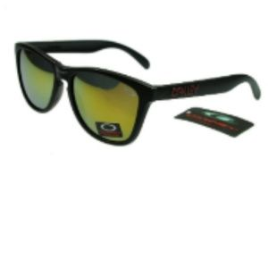Great QualityOakley Frogskins Sunglasses Black Fra
